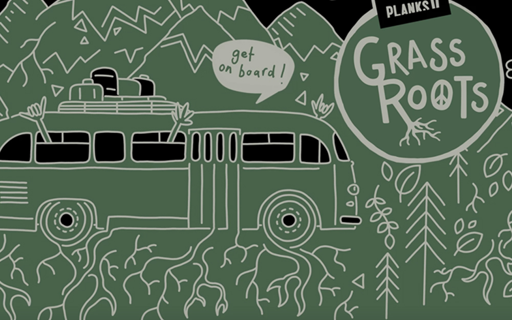 PLANKS GRASS ROOTS TOUR CELEBRATING THE NEXT GENERATION OF FREESTYLE SKIERS