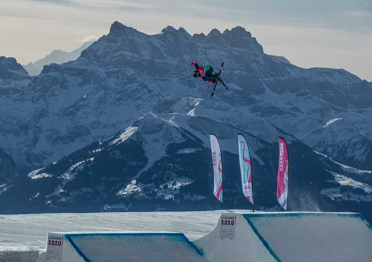 KIRSTY MUIR WINS SKI BIG AIR SILVER FOR TEAM GB AT YOUTH WINTER OLYMPICS