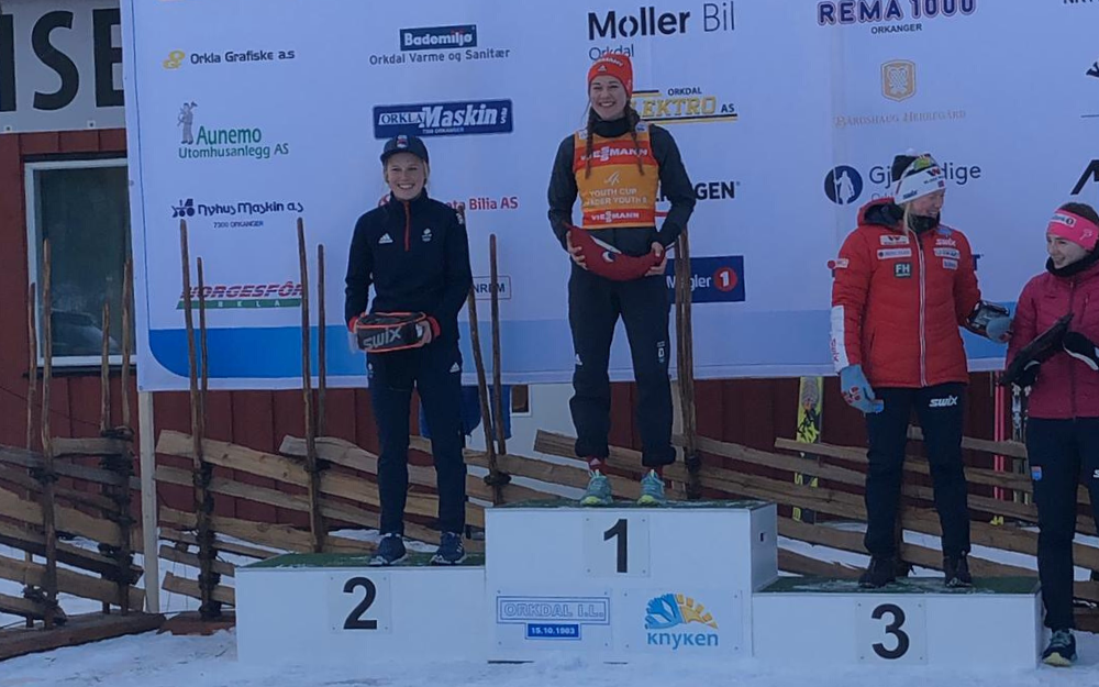 MANI COOPER TAKES TOP SPOT AT FIS YOUTH CUP