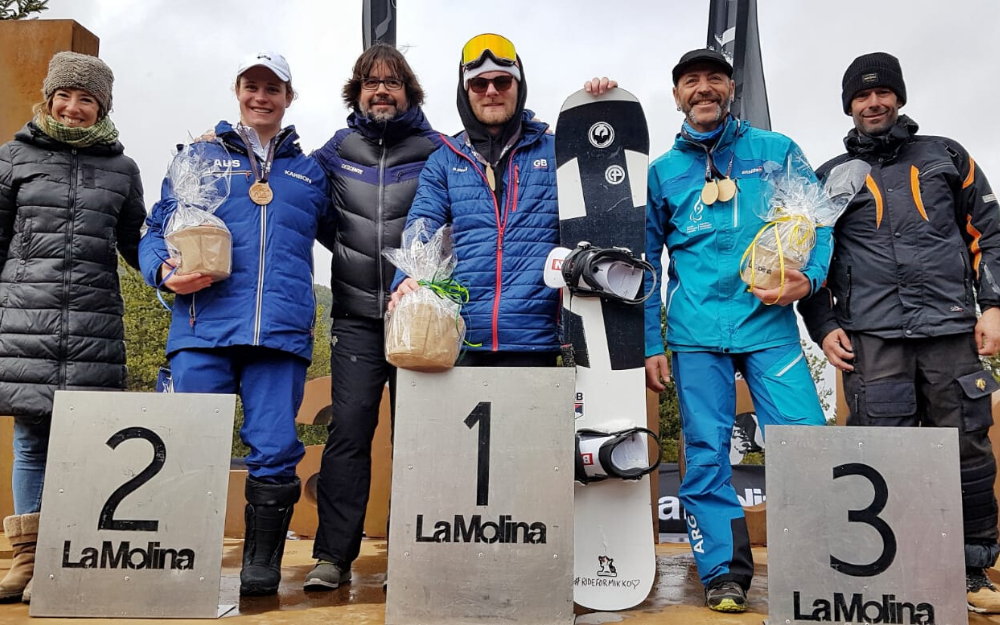 OWEN PICK WINS FIRST EVER WORLD CUP GOLD MEDAL IN LA MOLINA