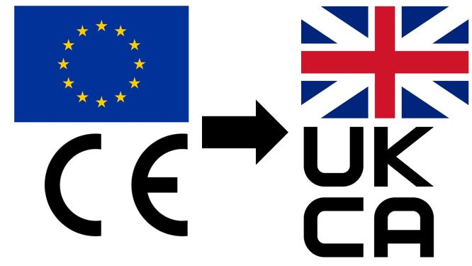 CE Mark Regulations Changes Due To Brexit – UKCA Required Form Jan 2022