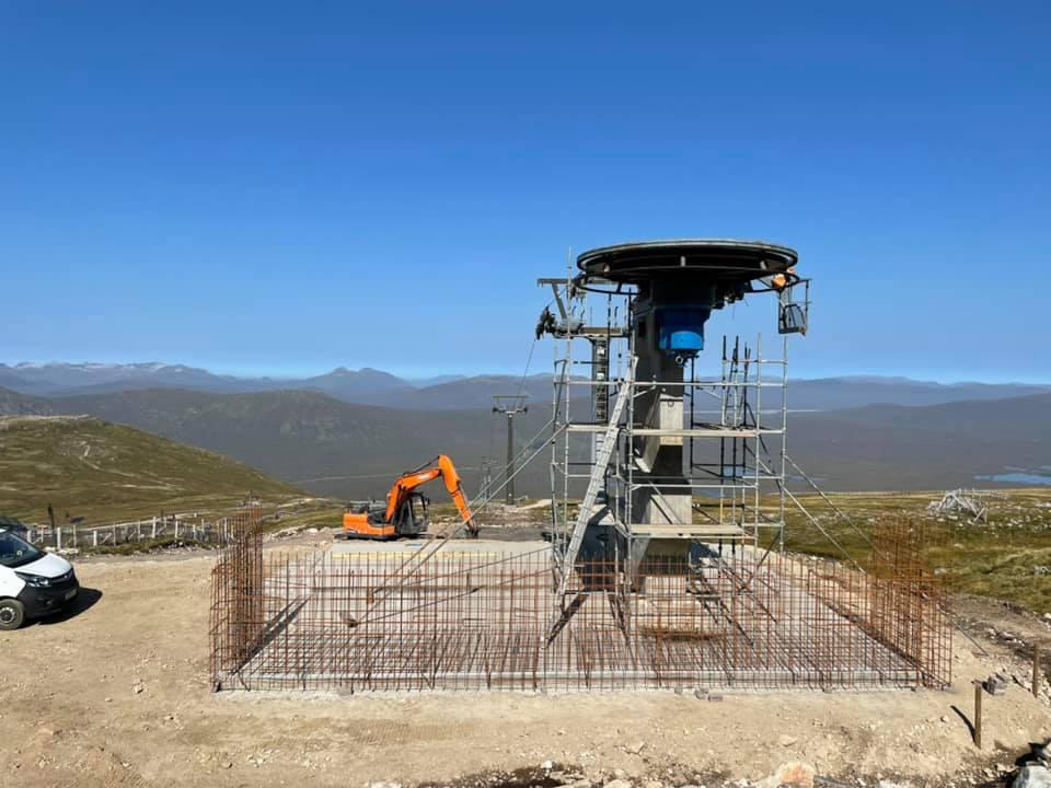 Scottish Snowsport Areas Update