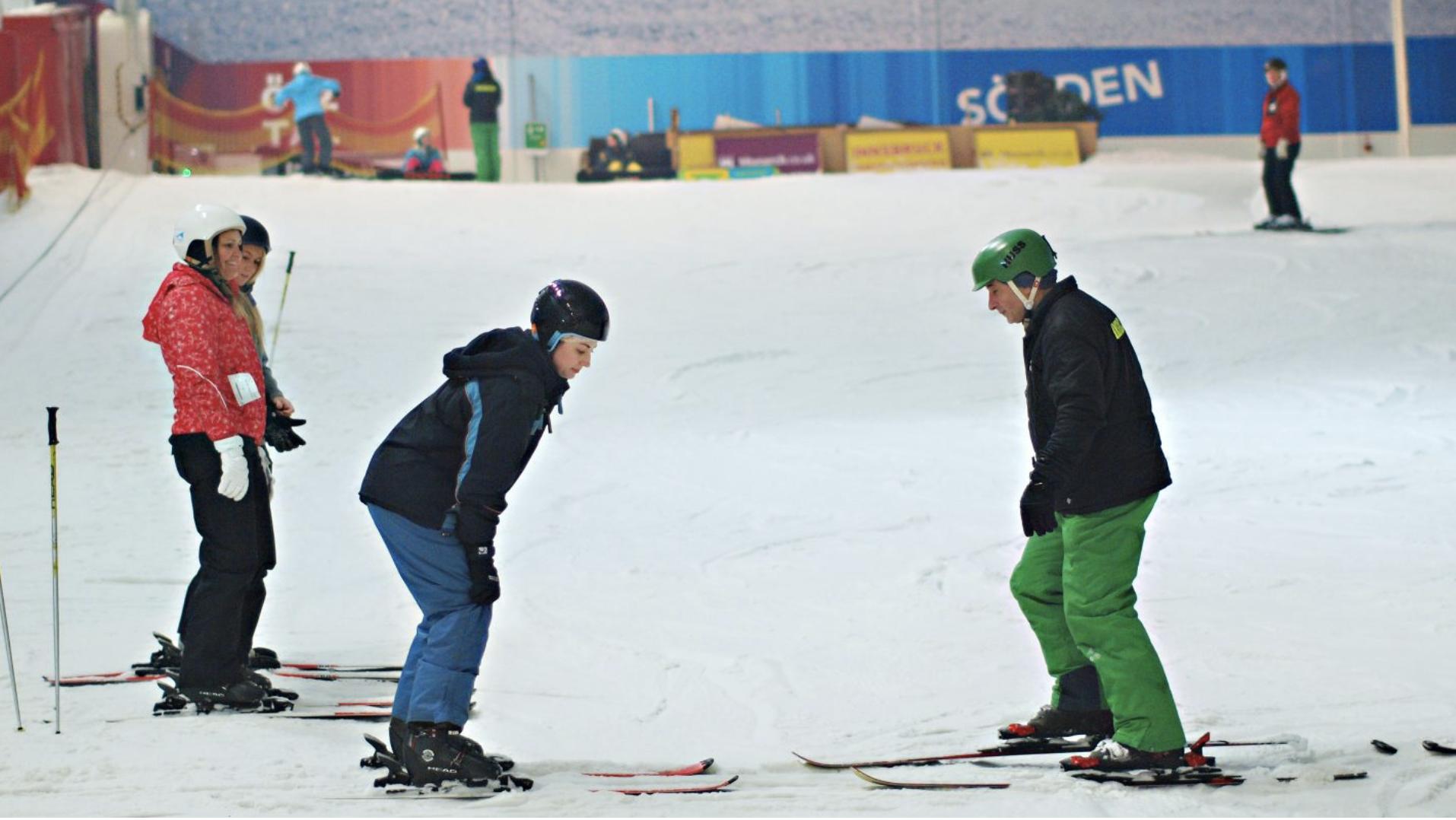 UK Snowsport Coaching Awards This Weekend